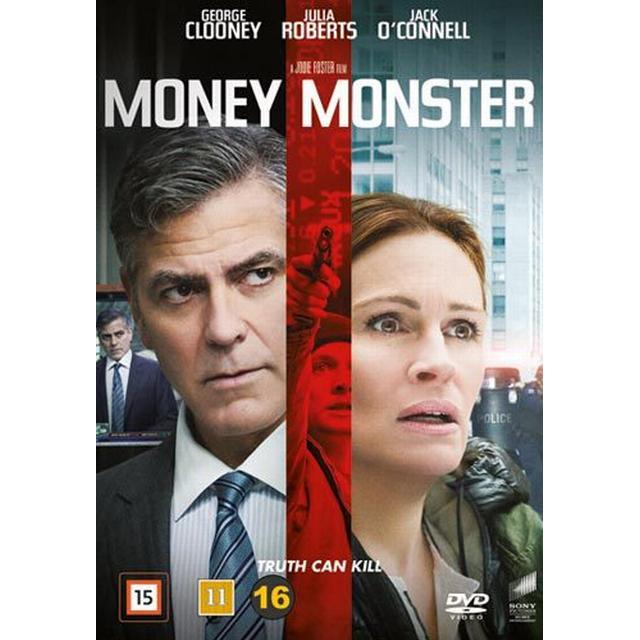 Money monster (DVD) (DVD 2016)