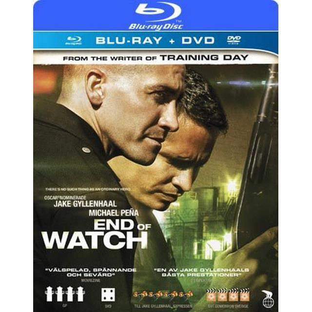 End of watch (Blu-ray) (Blu-Ray 2012)