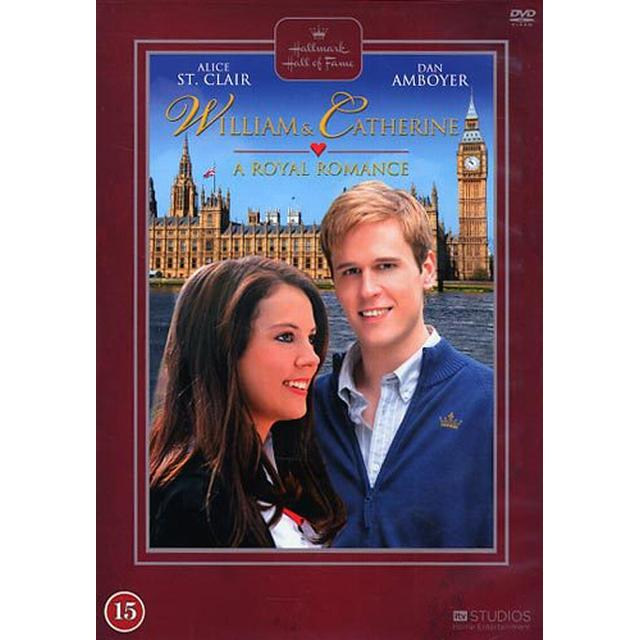 William & Catherine - A royal romance (DVD) (DVD 2011)