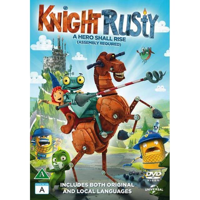 Knight Rusty (DVD) (DVD 2012)