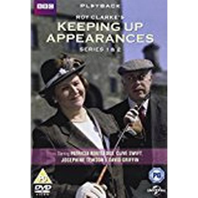 TV SERIES - KEEPING UP APPEARANCES SERIES 1 AND 2