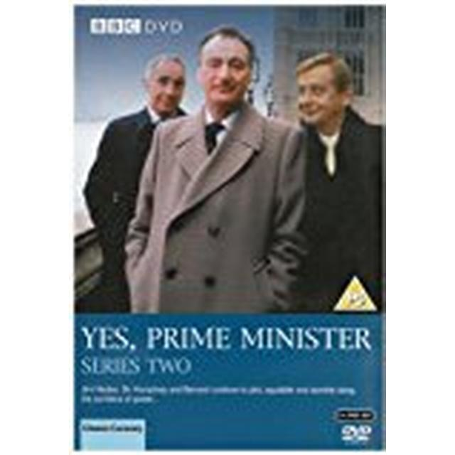 Yes, Prime Minister: Series Two (DVD)