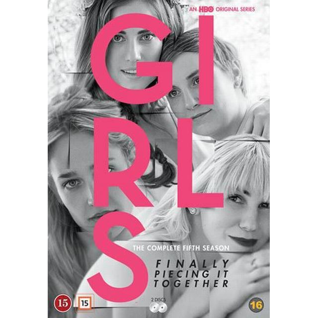 Girls: Säsong 5 (2DVD) (DVD 2016)