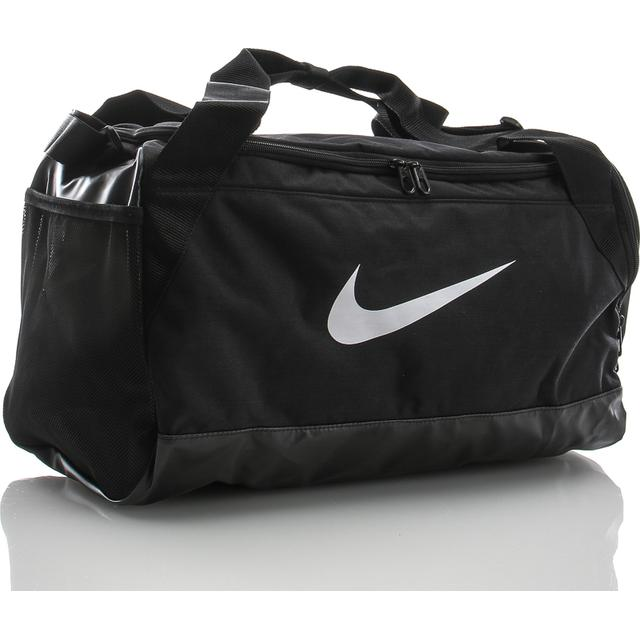 Nike Brasilia S Black/Black/White - Black/White
