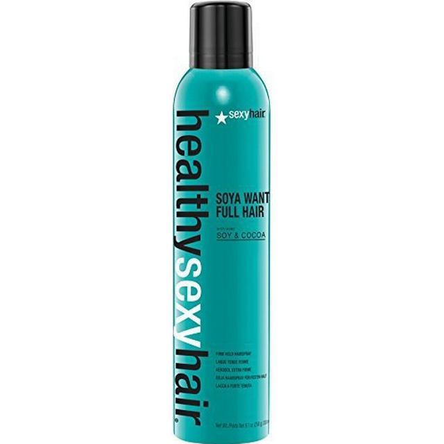 Sexy Hair Healthy Soya Want Full Hair Firm Hold Hairspray