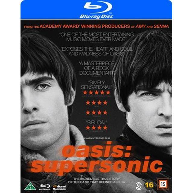 Oasis: Supersonic (Blu-ray) (Blu-Ray 2016)
