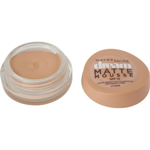Maybelline Dream Matte Mousse Foundation 020 Cameo 18 ml