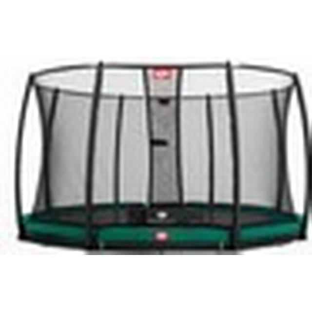 Berg Favorit InGround 380cm + Safety Net Deluxe