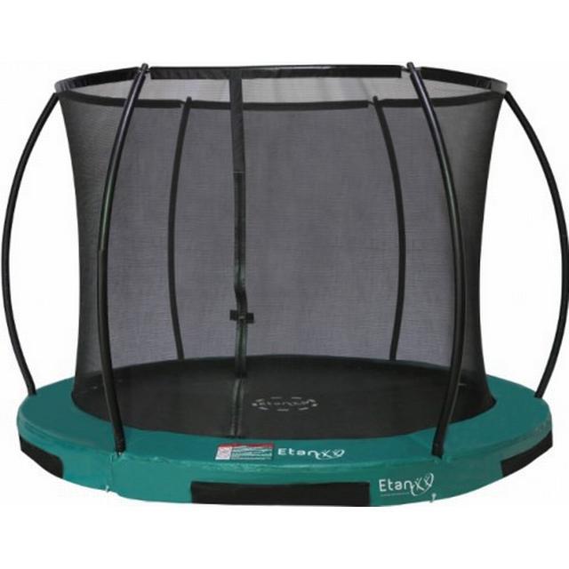 Etan Hi-Flyer InGround 12 Combi Trampoline 370cm + Safety Net