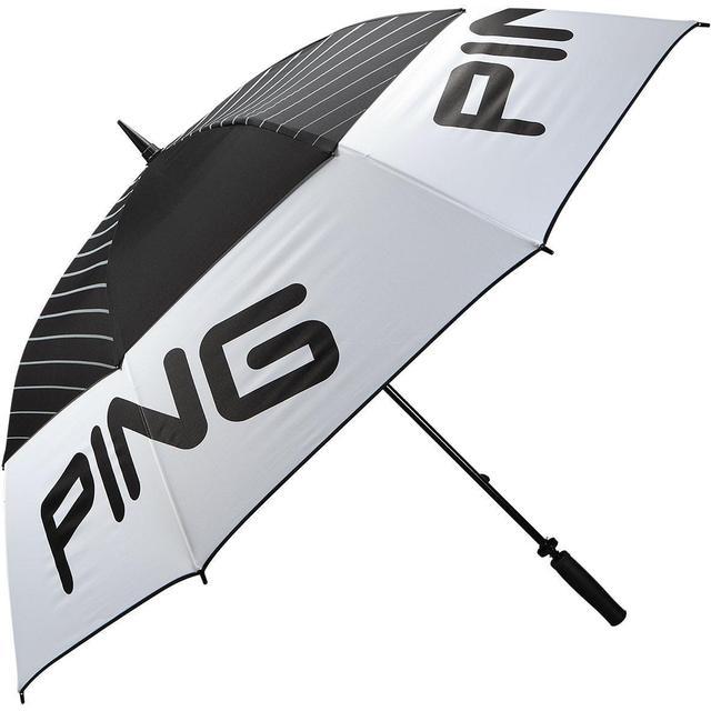 Ping Tour Umbrella White/Black/Grey (33420-02)