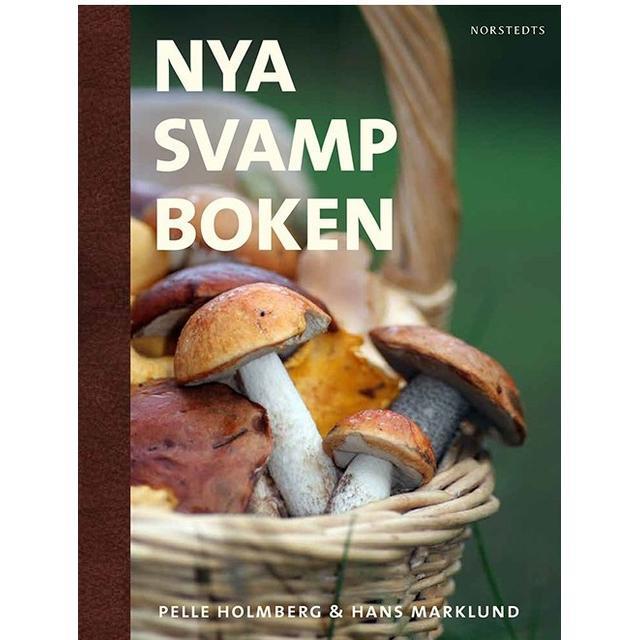 Nya svampboken (Inbunden, 2014)