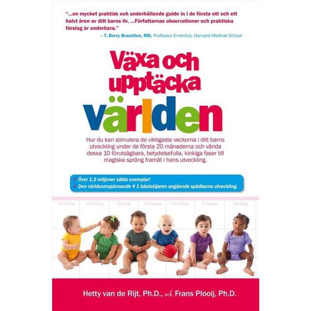 Växa och upptäcka världen: tio steg i barnets mentala utveckling (Häftad, 2015)