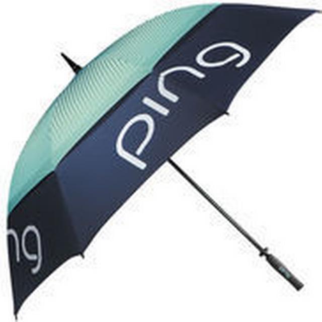 Ping Ladies Umbrella Navy/Mint (PNG 33422-01)