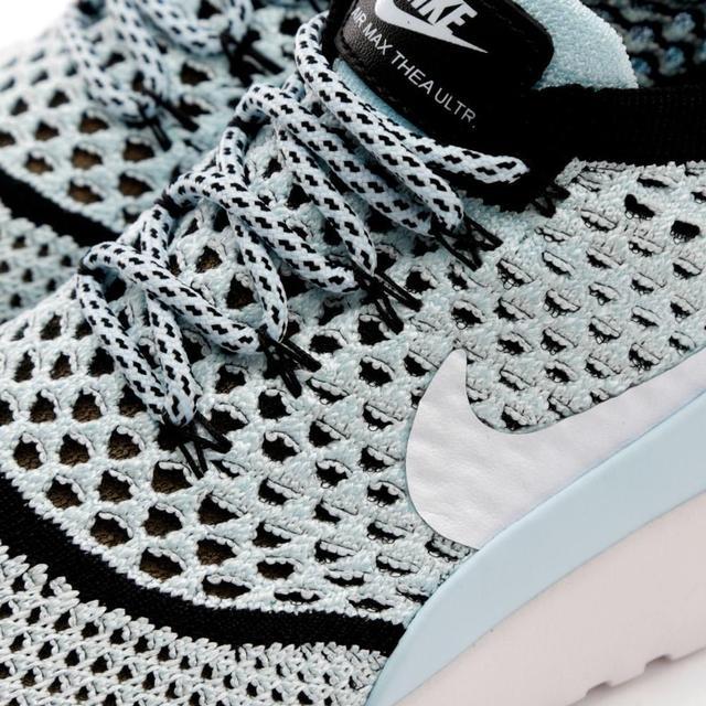 Nike Air Max Thea Flyknit BlueBlackWhite