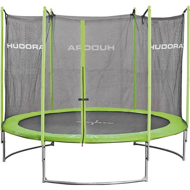 Hudora Family Trampolin 250cm + Safety Net