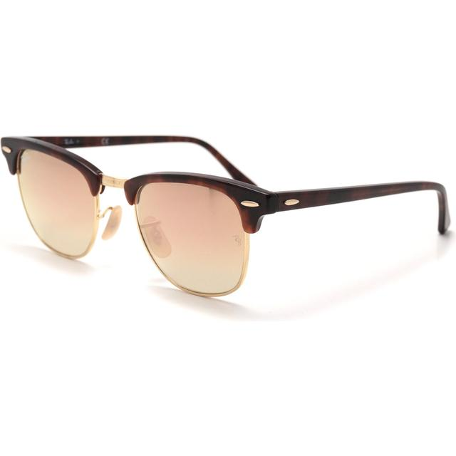 Ray-Ban Clubmaster Flash Lenses  RB3016 990/7O