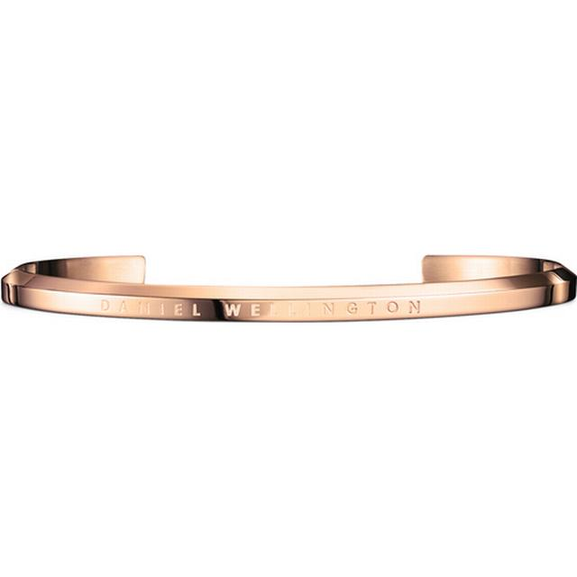 Daniel Wellington Classic Cuff Rose Gold Bracelet - S (dw00400003)