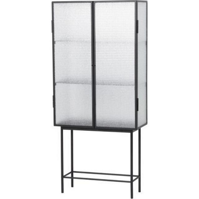 ferm living haze vitrinsk p se pris 7 butiker hos. Black Bedroom Furniture Sets. Home Design Ideas
