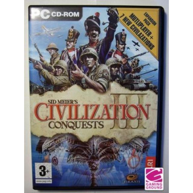Civilization 3: Conquest Expansion