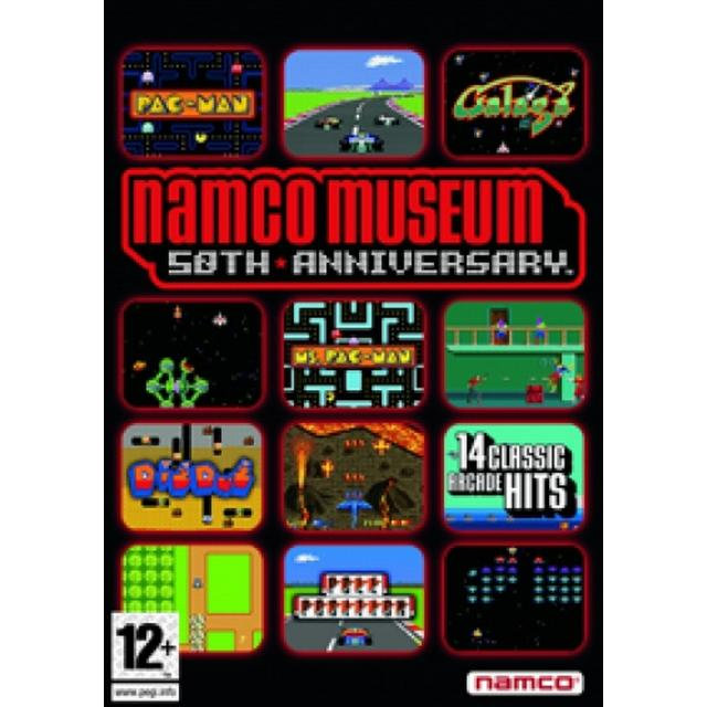 Namco Museum : 50th Anniversary Arcade Collection