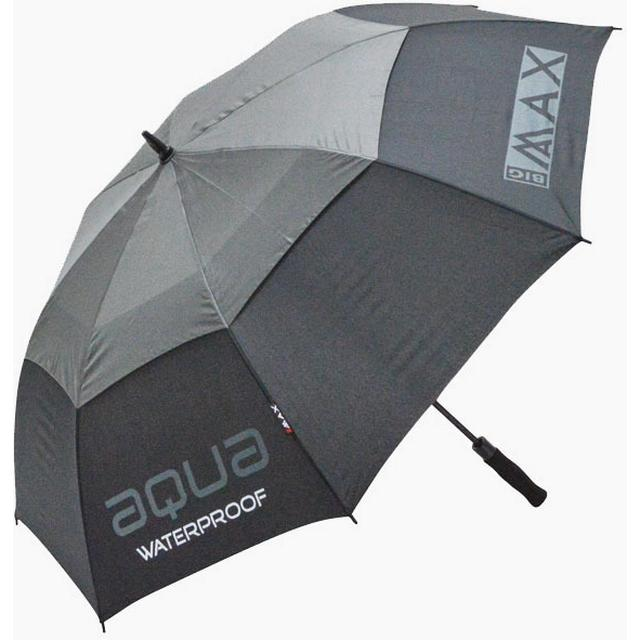 Big Max Aqua Umbrella Charcoal/Black