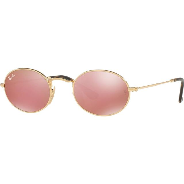 Ray-Ban Oval Flat Lenses RB3547N 001/Z2