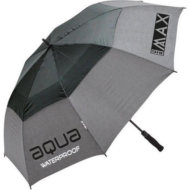 Big Max Aqua Umbrella - Black/Charcoal