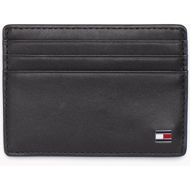 Tommy Hilfiger Etn Credit Card Holder - Black (AM0AM00653002)