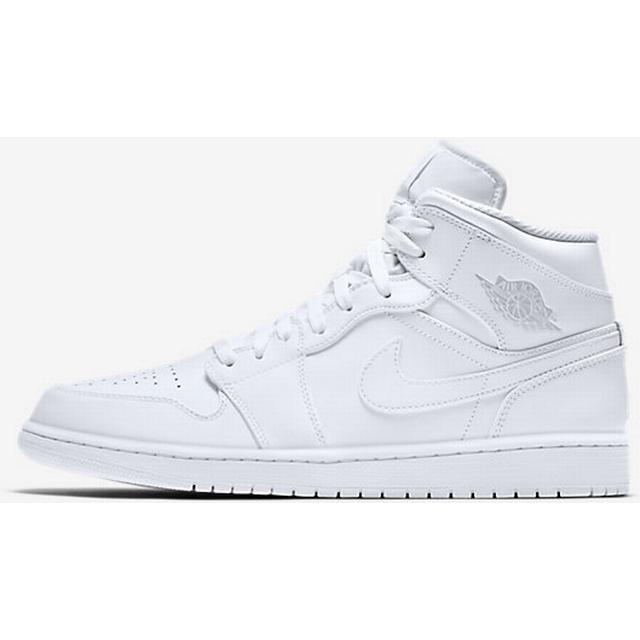 Nike Air Jordan 1 Mid - White