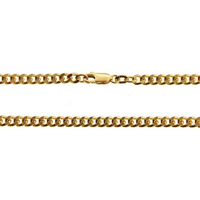 Safira Armband Gold Necklace - 50cm