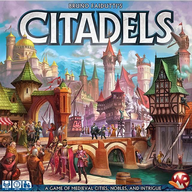 999 Games Citadels