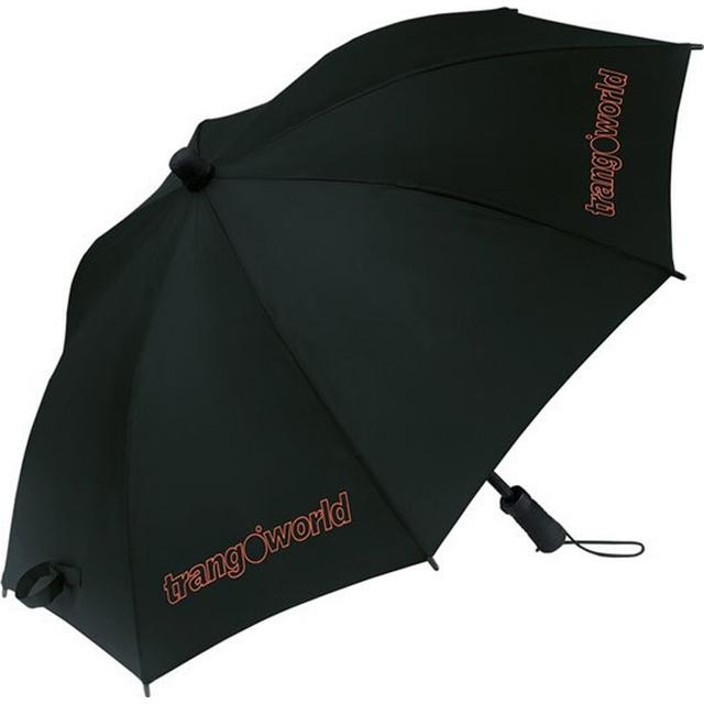 Trangoworld Maori Umbrella Black/Orange
