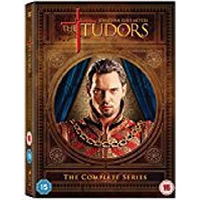 Tudors - Complete series (13-disc)