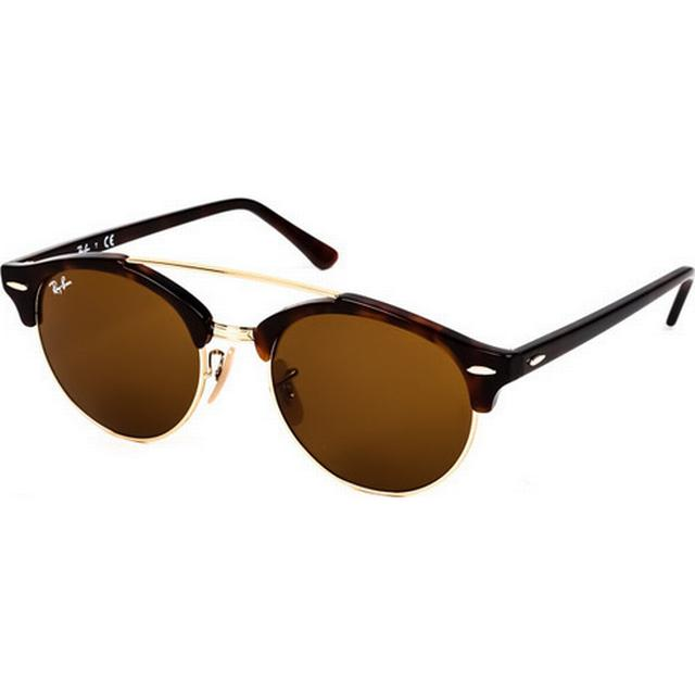 Ray-Ban Clubround Double Bridge RB4346 990/33