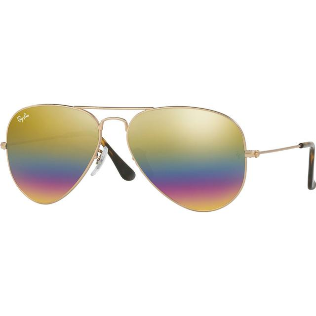 Ray-Ban Aviator Mineral Flash Lenses RB3025 9020C4