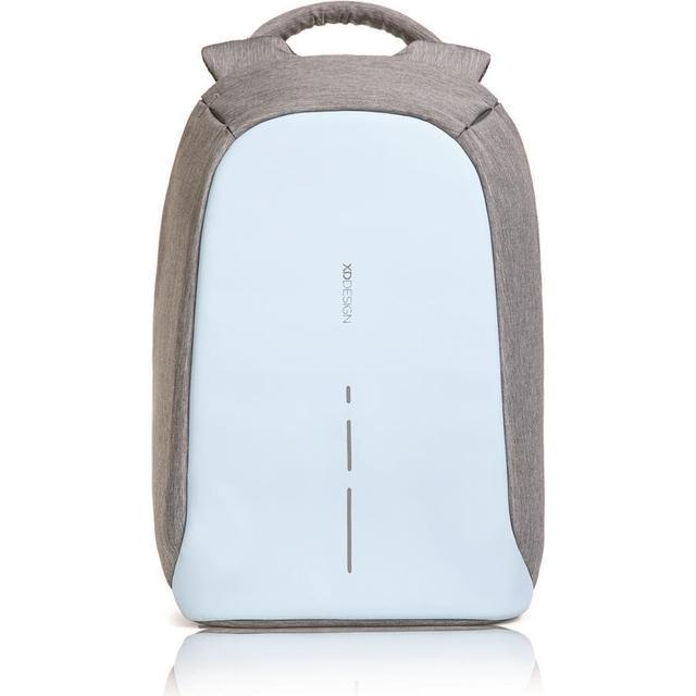 XD Design Bobby Compact Anti Theft Backpack Pastel Blue