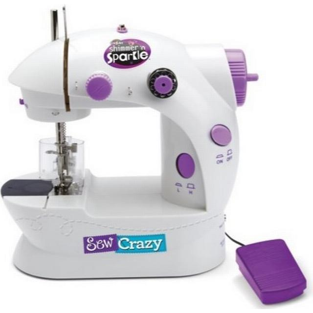 Character Shimmer & Sparkle Sew Crazy Sewing Machine