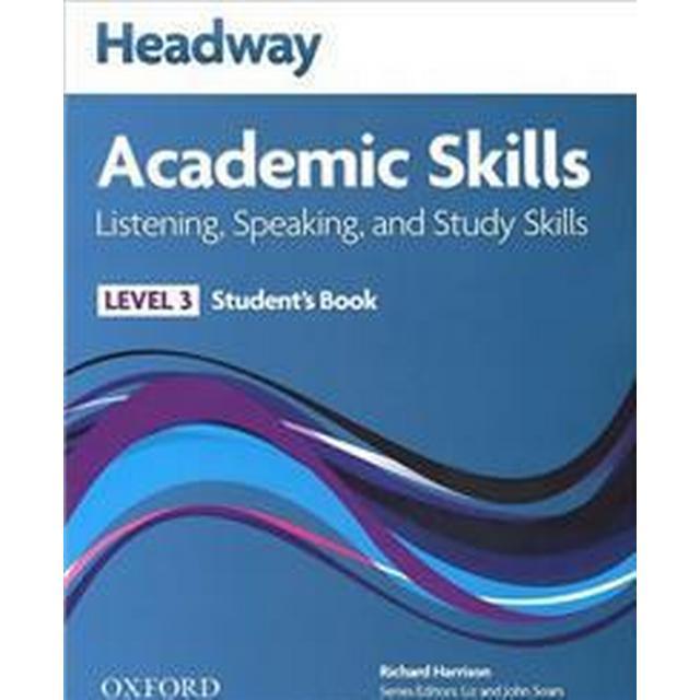 Headway 3 Academic Skills Listening and Speaking Student's Book (Häftad, 2013)