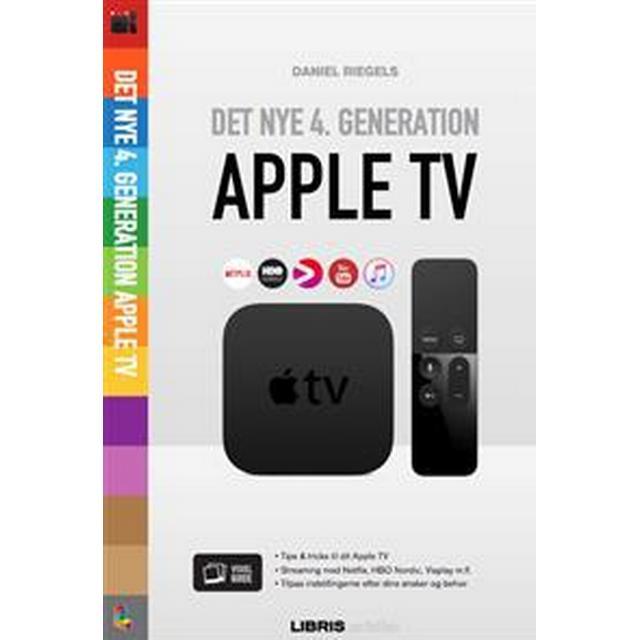 Det nye 4. generation Apple TV (Häftad, 2016)