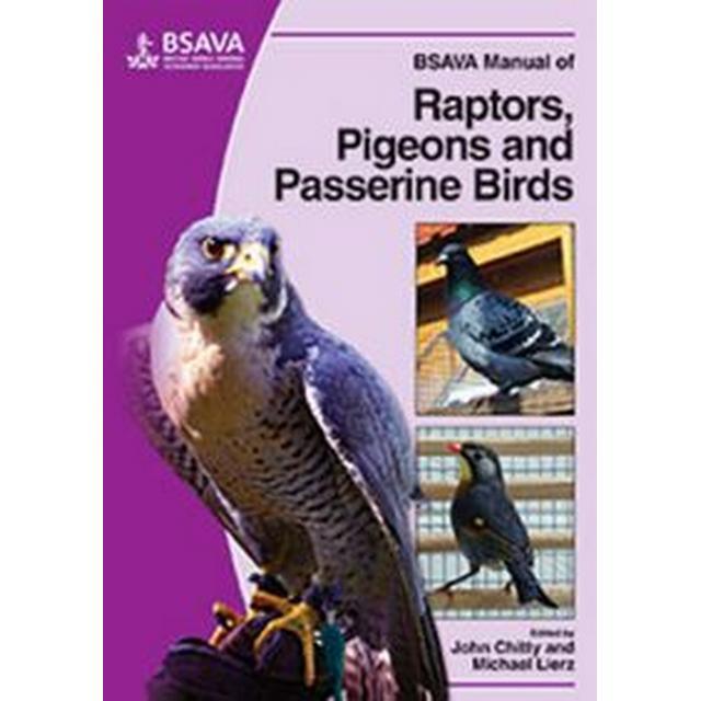 BSAVA Manual of Raptors, Pigeons and Passerine Birds (Häftad, 2008)