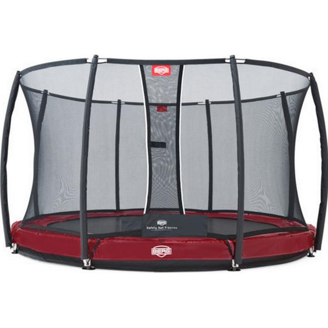 Berg Elite InGround 330cm + Safety Net T-series