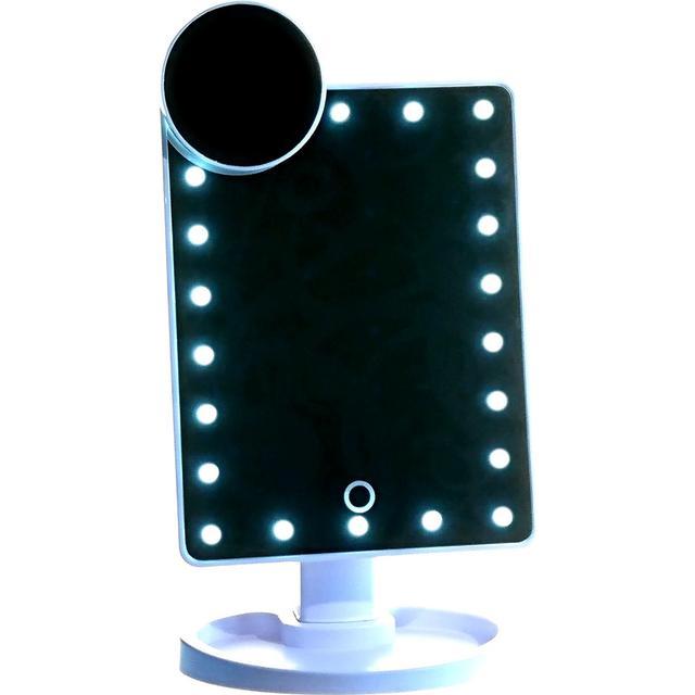 Isecrets Sminkspegel 22 Lampor Se Priser 1 Butiker