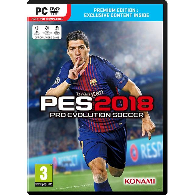 Pro Evolution Soccer 2018 - Premium Edition