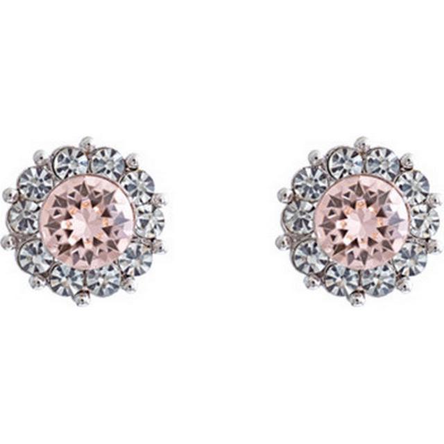 Lily and Rose Miss Sofia Tin Earrings w. Silk/Swarovski ...