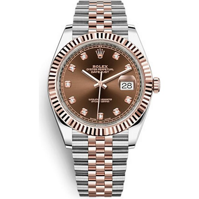 Rolex Datejust 41 Diamonds (126331/4)