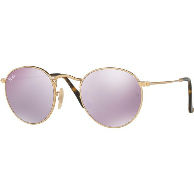 Ray-Ban Round Flat RB3447N 001/8O