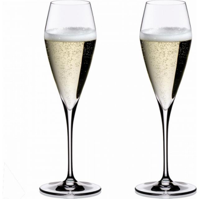 Riedel Vitis Champagneglas 32 cl 2 st