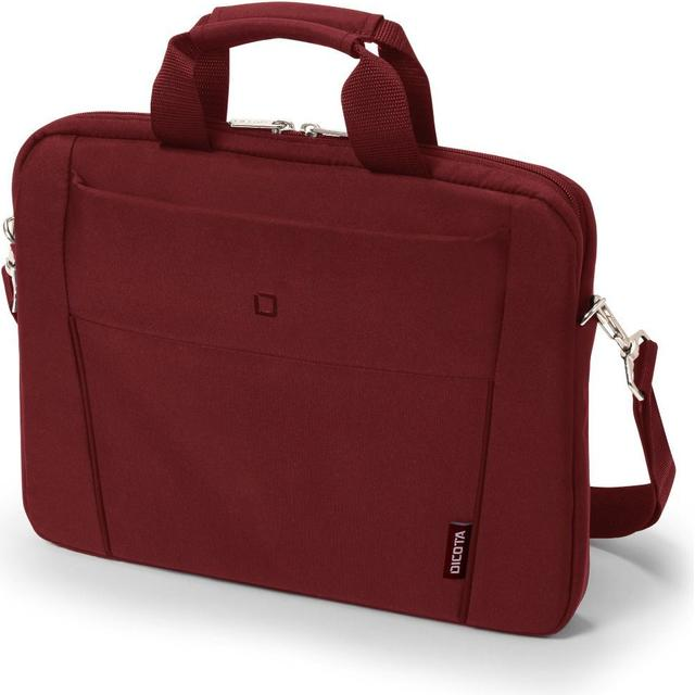 "Dicota Slim Case Base 15.6"" - Red"