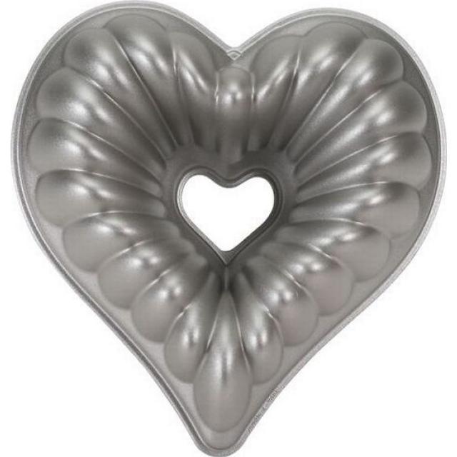 Nordic Ware Elegant Heart Hjärtformad Sockerkaksform