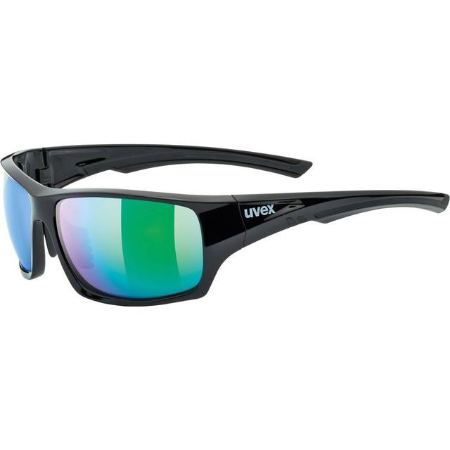 Uvex Sportstyle 222 Polarized Black Green